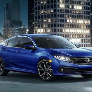 2019 Honda Civic Sedan exterior