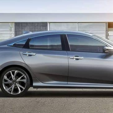 2019 Honda Civic Sedan exterior side view