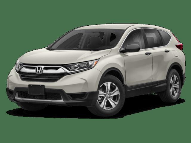 2019 Honda CR-V Hero Image