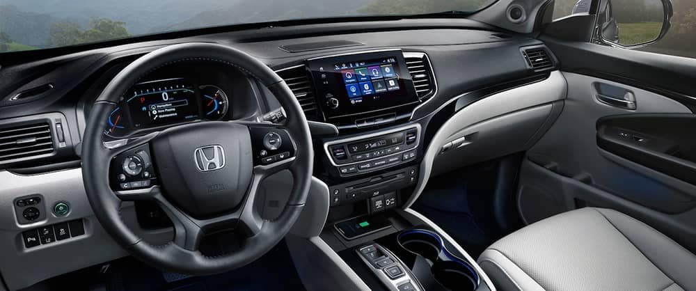 2020 Honda Pilot