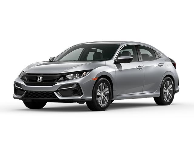 New 2020 Honda Civic LX Hatchback CVT Transmission