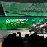 2018 Honda Odyssey