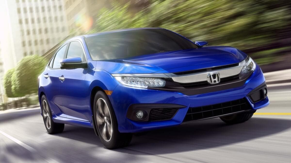 2017-Honda Civic