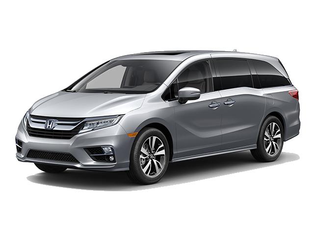 2018 Honda Odyssey transparent background