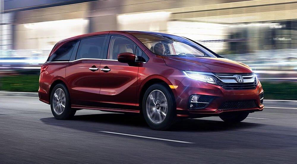 Honda Odyssey Gallery Image