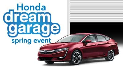 2018 Honda Clarity Plug-in-Hybrid Touring Sedan