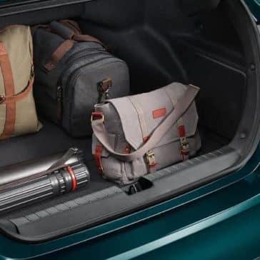2018 clarity phev cargo trunk