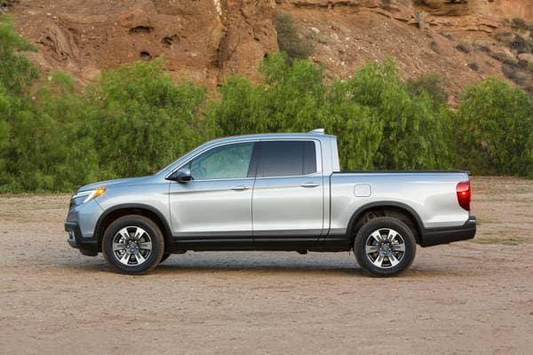 2018 honda ridgeline crew cab pickup rtl e s oem 1 600