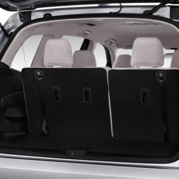 2019 honda pilot trunk