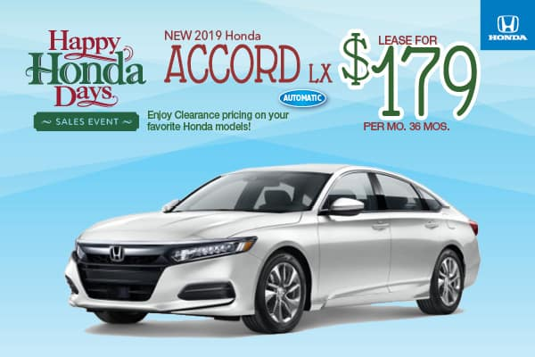 Car Lease Deals Nj >> Honda Accord Lease Deals In Toms River Nj Honda Of Toms River