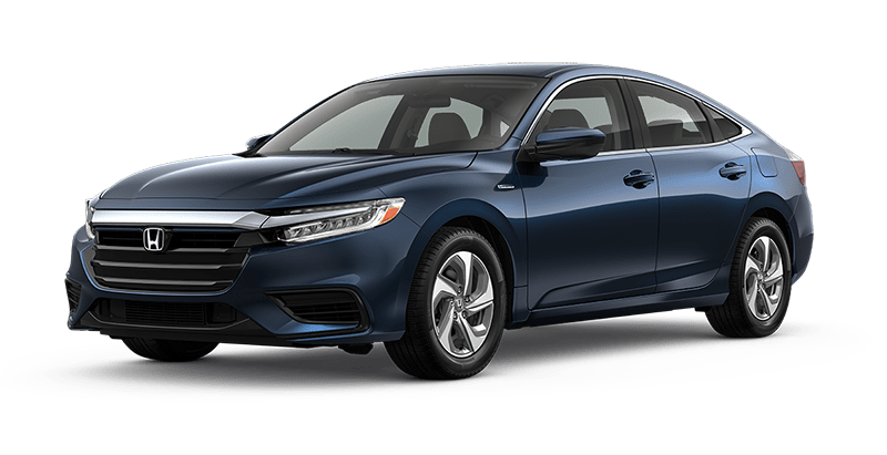 2020 Honda Insight LX in Cosmic Blue