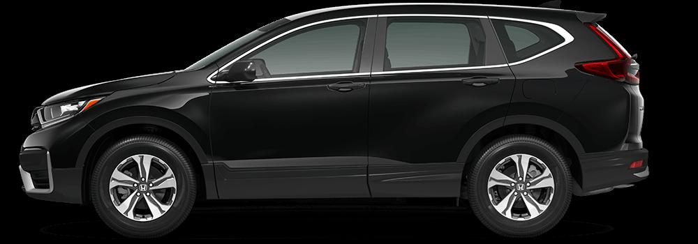 2020 Crystal Black Pearl Honda CR-V