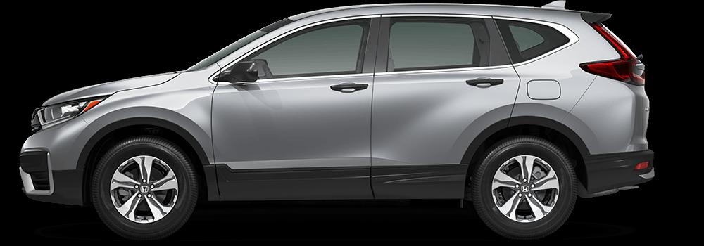 2020 Lunar Silver Metallic Honda CR-V