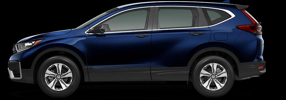 2020 Obsidian Blue Pearl Honda CR-V