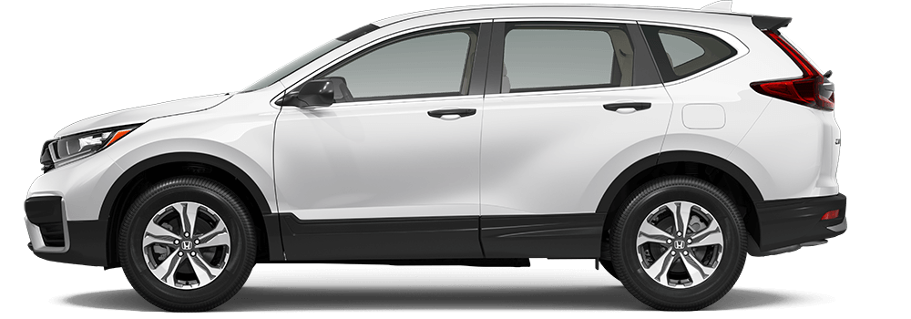 2020 Platinum White Honda CR-V