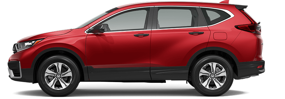 2020 Radiant Red Metallic Honda CR-V
