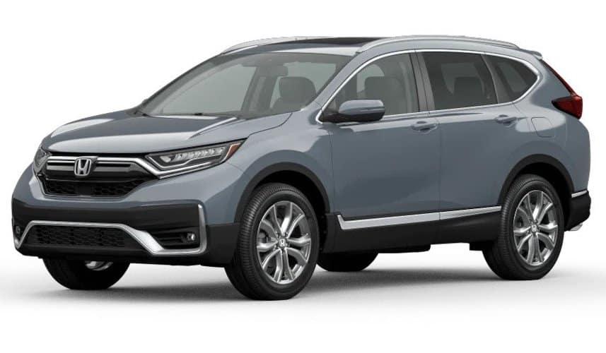 Sonic Gray Pearl 2020 Honda CR-V