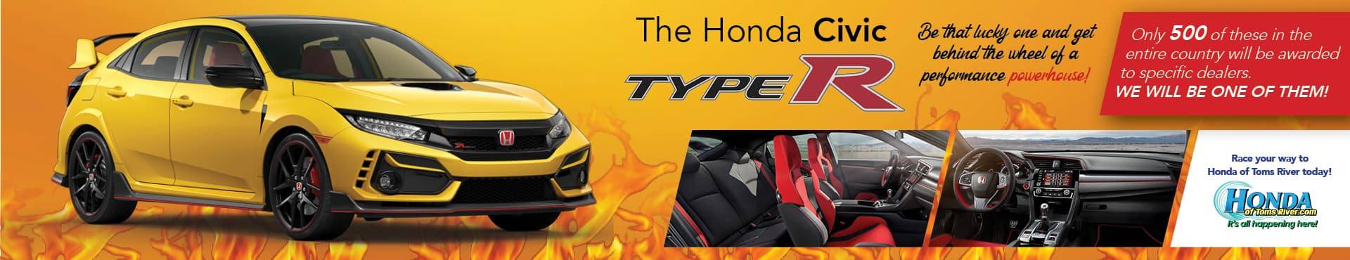 Special Edition HTR Sliders HOTR-1179 Civic Type R website social banners_4