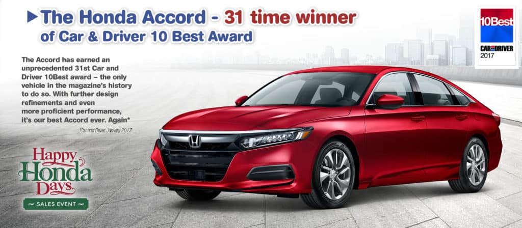 Honda year end clearance 2017 2018 2019 honda reviews for Honda of freehold service
