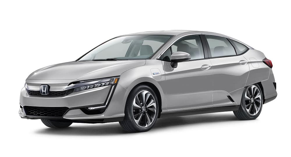 Charming 2018 Clarity Base Plug In Hybrid Automatic FWD