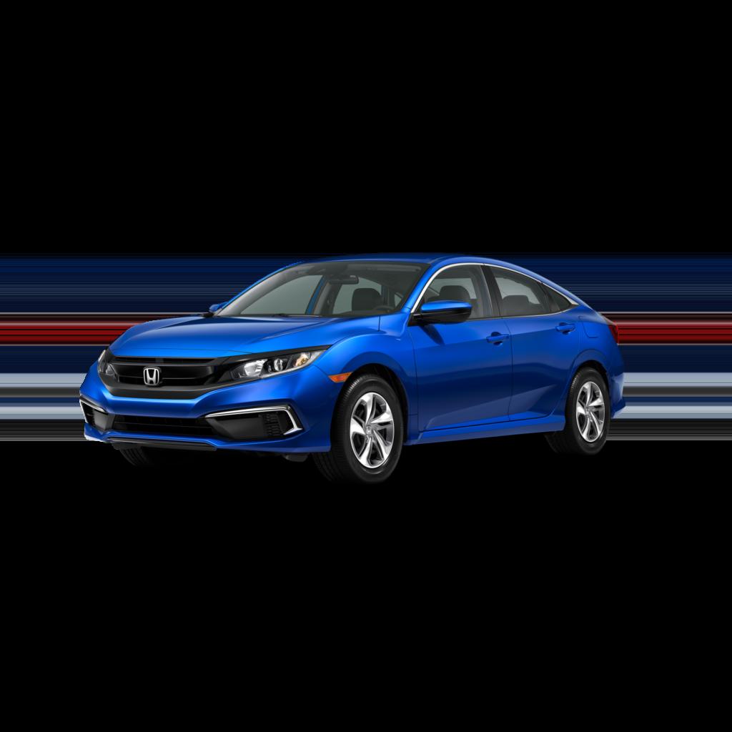 2021 Civic LX CVT 4DR Sedan