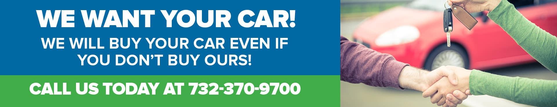 HonUni-751 We Buy Cars website banner