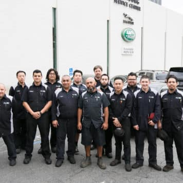 OUR TEAM OF TECHNICIANS