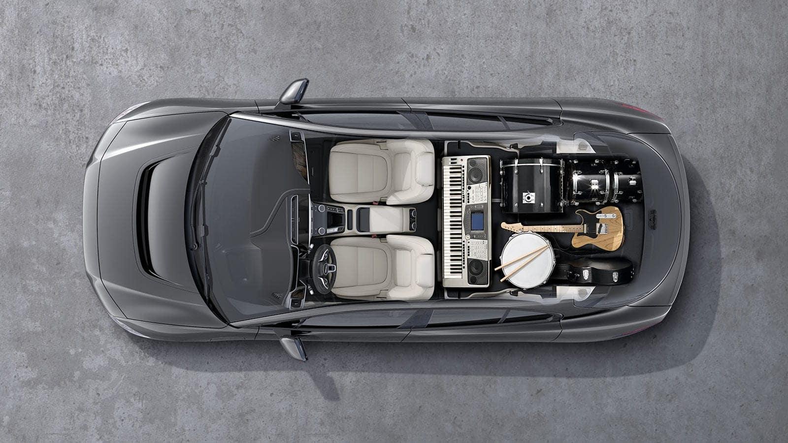 2019 Jaguar I-PACE Dimensions