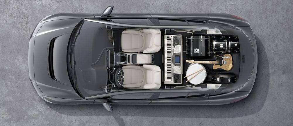 Jaguar I-Pace Interior