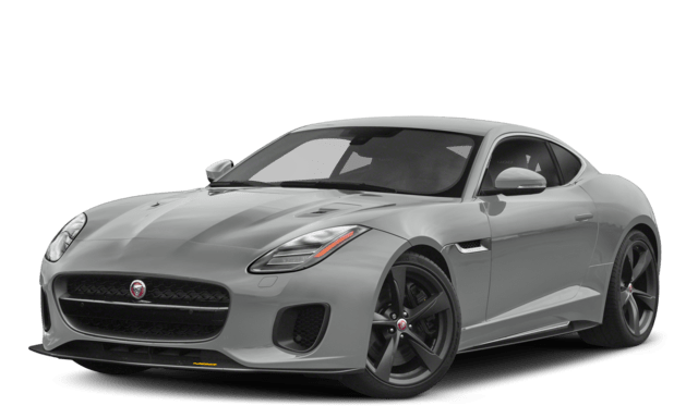 2018 JaguarF-TYPE Coupe Compare