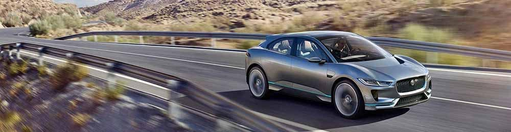 2018 Jaguar I-PACE Concept