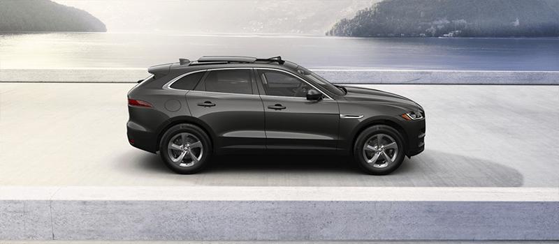 2019 Jaguar F-Pace Carpathian Gray Premium Metallic