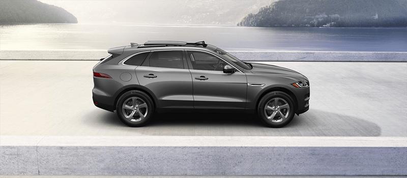 2019 Jaguar F-Pace Corris Gray Metallic