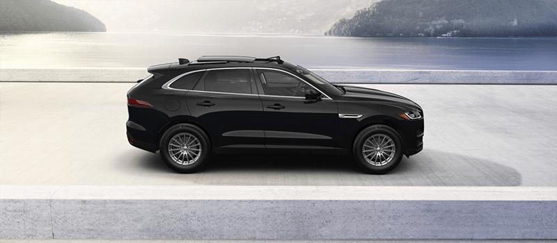 2019 Jaguar F-Pace Narvik Black