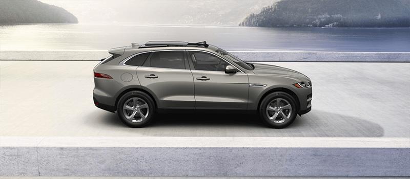 2019 Jaguar F-Pace Silicon Silver Premium Metallic