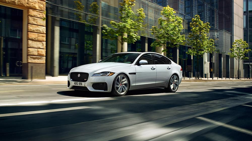 2019 Jaguar XF street view