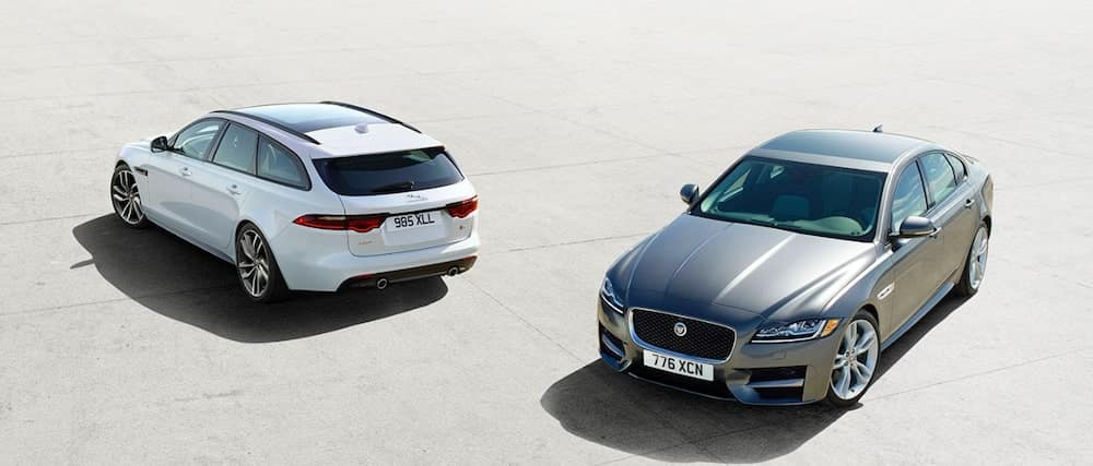Gallery of 2019 Jaguar XF Cars