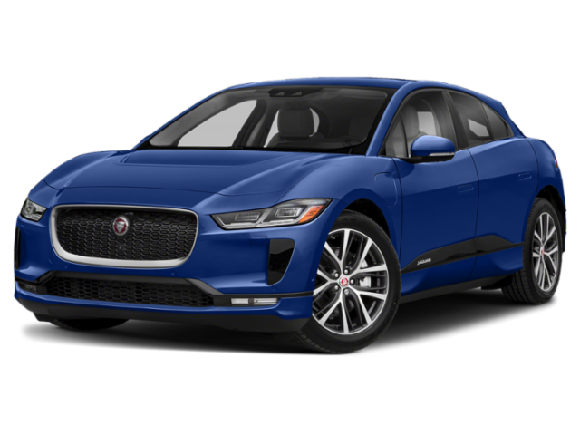 Blue 2019 Jaguar I-PACE