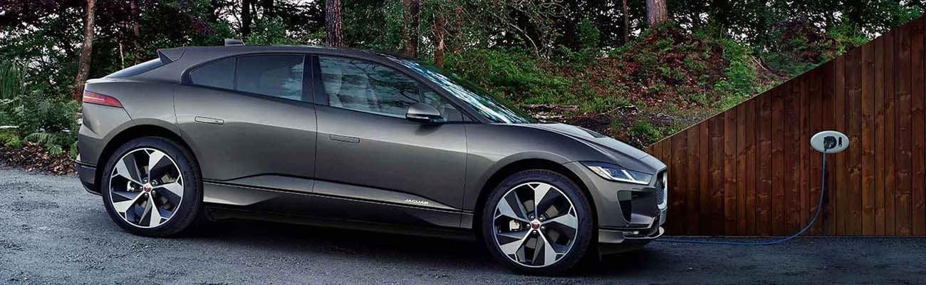 Jaguar I-Pace Charging copy