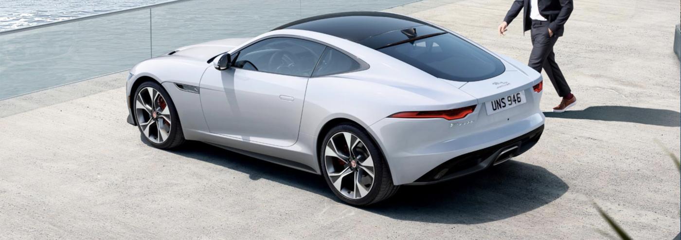 2020 Jaguar F Type