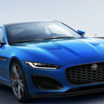 2021 blue jaguar f-type