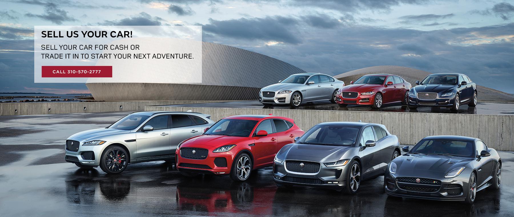 jaguar sell car