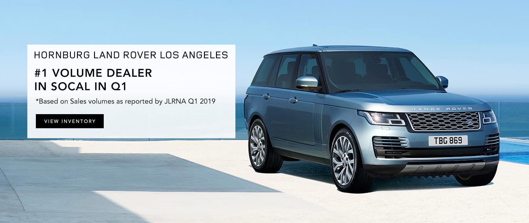 Hornburg Land Rover >> Land Rover Dealer in West Hollywood, CA | Hornburg Land ...