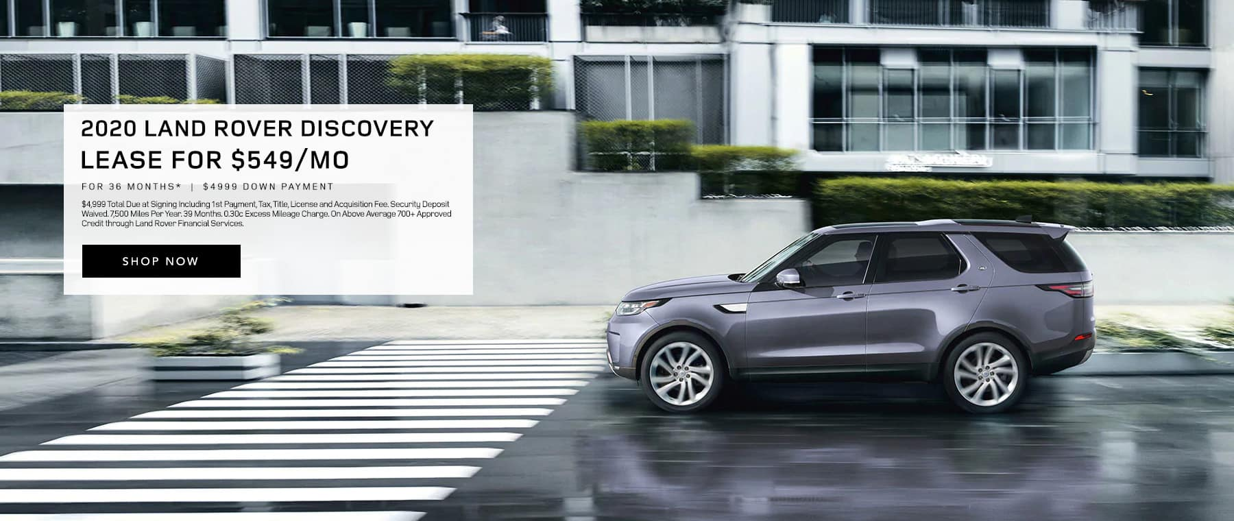 Discovery Lease