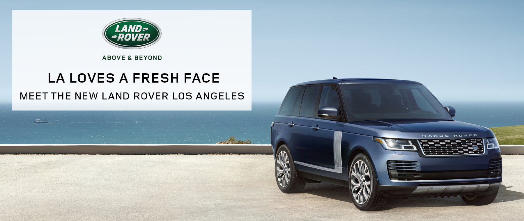 Meet the New Land Rover Los Angeles