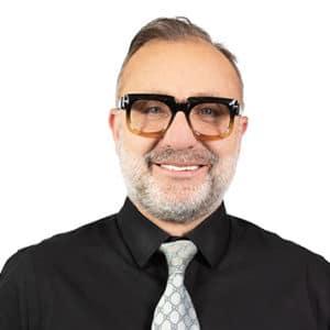 Dino Jaltorossian-Sales Manager