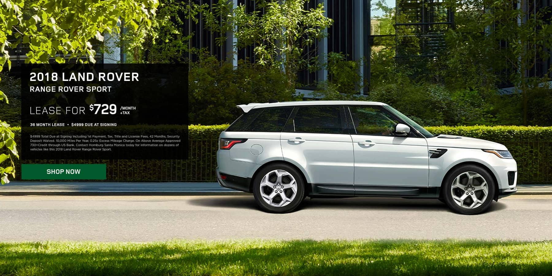 Cheap Lease Deals Range Rover Sport | Lamoureph Blog