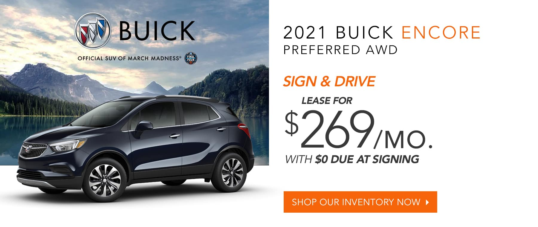 HURD_1800x760_New 2021 Buick Encore GX Preferred AWD-0221