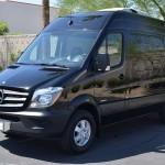 Mercedes Benz Sprinter Passenger Van