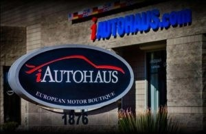 iAUTOHAUS Sign